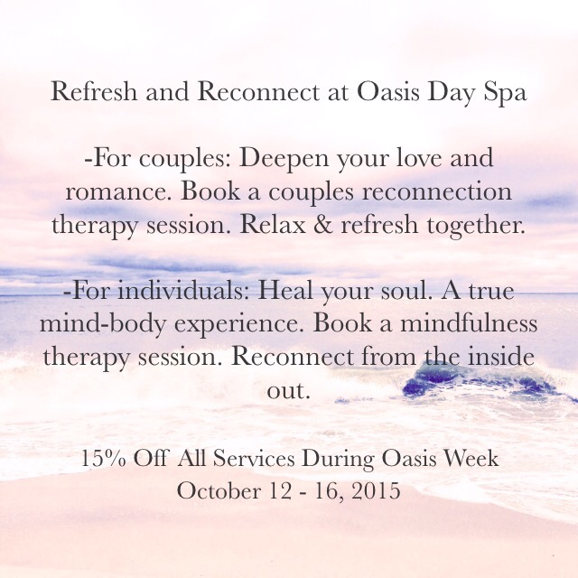 Heather Edwards Oasis Day Spa